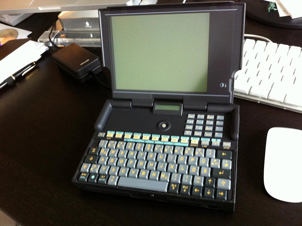expositio, Hardware von früher